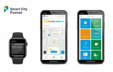 Aplikacja Smart City Poznań