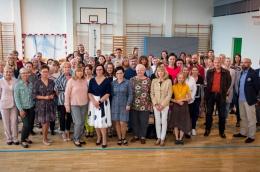 Inauguracja ZSP 15 w Poznaniu