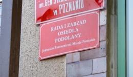 Sprawozdanie Zarządu Osiedla Podolany za 2020 rok