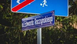 ZDM wymieni stare tablice z nazwami ulic