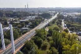 Koncepcja zmiany układu drogowego w północnej części Poznania